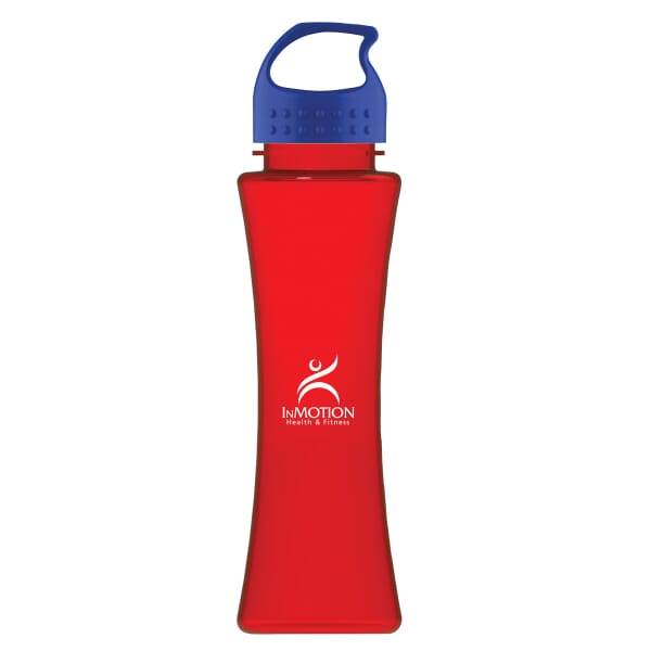 17 oz Tritan™ Curve Bottle - Crest Lid
