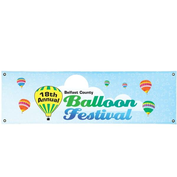 3' x 10' Indoor/Outdoor Event Banner