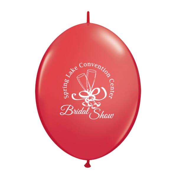 "12"" Qualatex® Quick Link™ Balloons -Basic Colors"