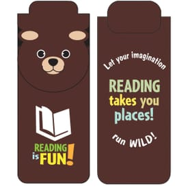 Paws 'N Claws Bookmark