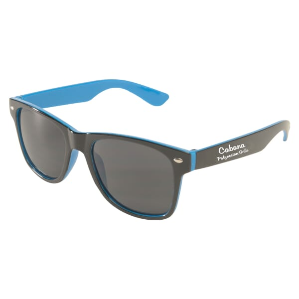 Capri Two-Tone Sunglasses