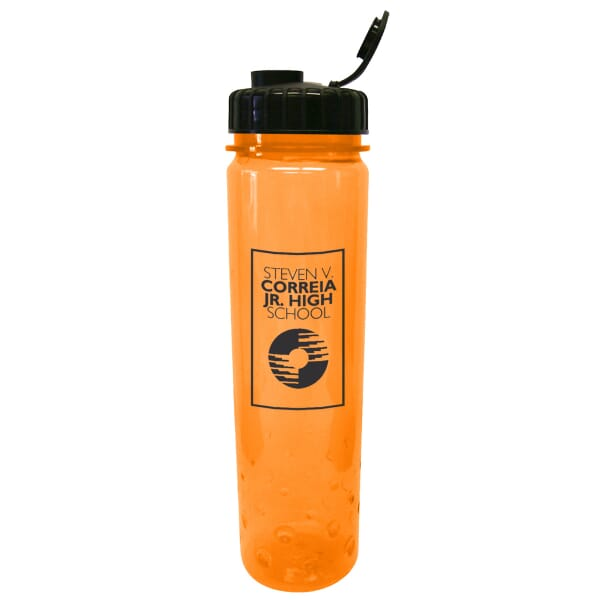 24 oz PolySure™ Vitalize Bottle W/ Flip Lid