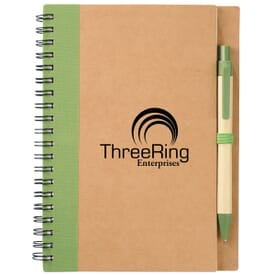 Nature-Friendly Notebook & Pen
