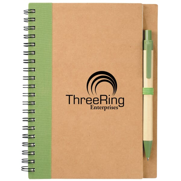 Nature-Friendly Notebook & Pen 110602