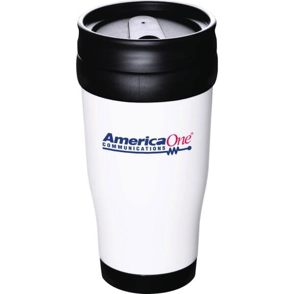 16 oz Shield Travel Mug