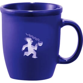 12 oz Latte Ceramic Mug