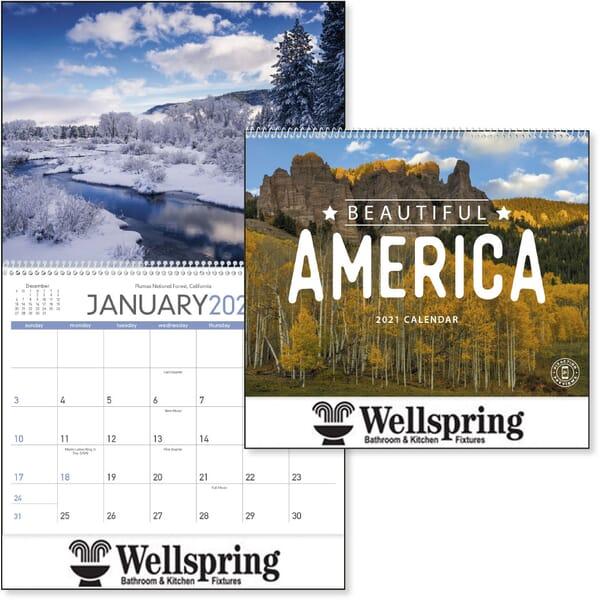 2021 Beautiful America- Triumph® Calendars