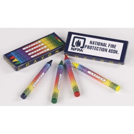Coloring Companion Crayons