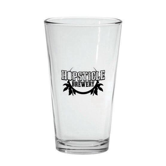 16 oz Classic Pint Glass