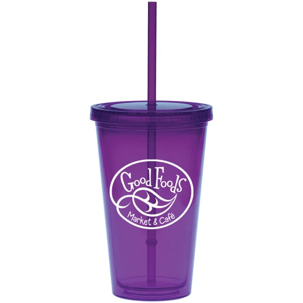 16 oz Carnival Cup