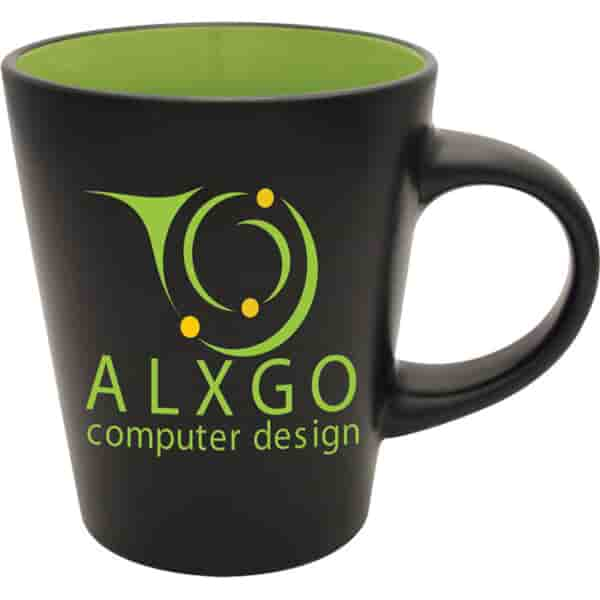 12 oz Contrast Mug