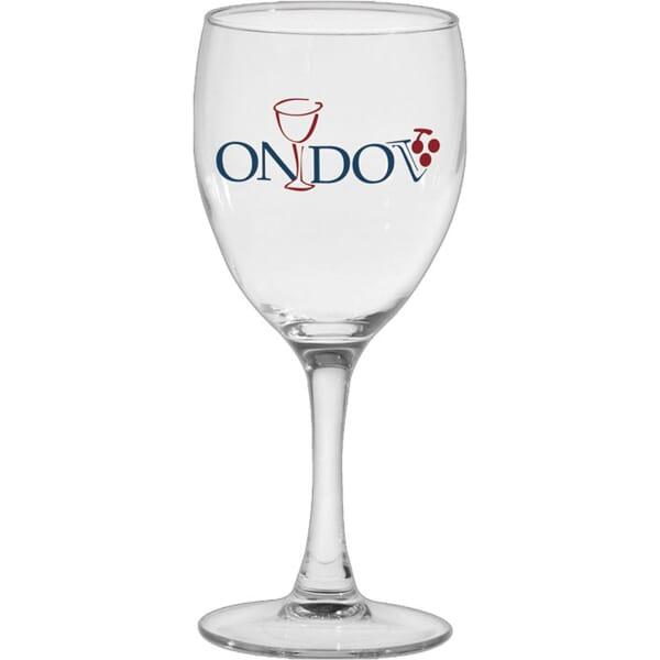 Shadow Wine Glass
