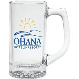 12 oz Glass Mug
