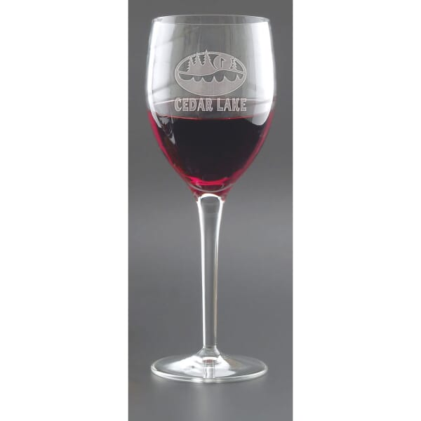 Sophisticated Red Wine Glass Set