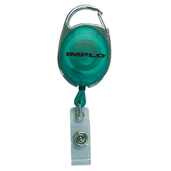 Translucent Badge Reel