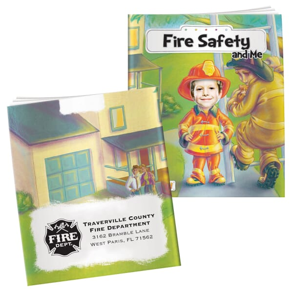 All About Me™ Fire Safety And Me