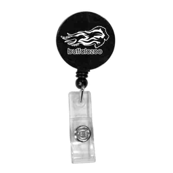 Circular Badge Holder