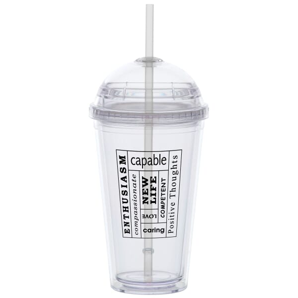 16 oz Carousel Cup - One Color