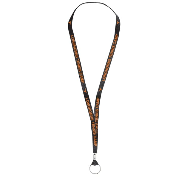 "3/8"" One Ply Cotton Lanyard"