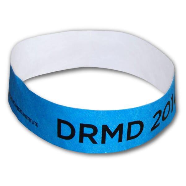 "3/4"" Color Wristband"