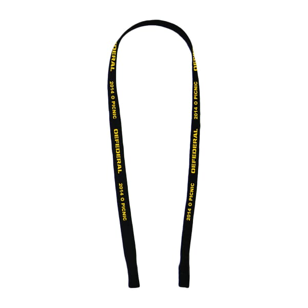 "7/16"" Nylon Elastic Tucked End Strap"