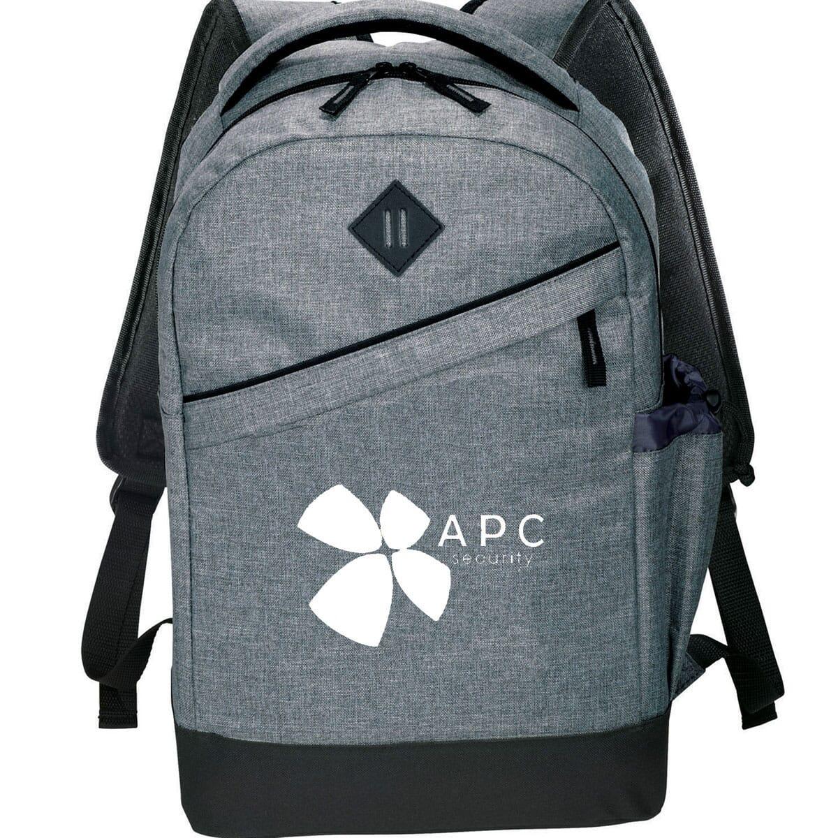 Stylish computer backpack