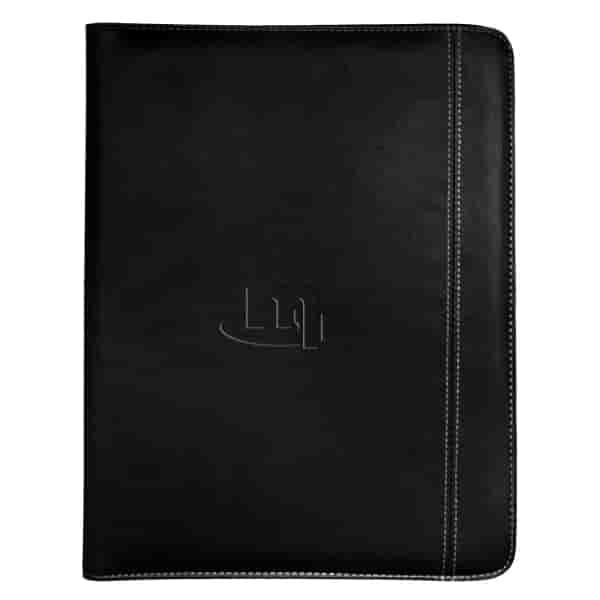 Fundamental Zippered Tablet Padfolio
