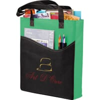 Trade Show & Convention Tote Bags with Custom Logo