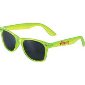 Trendy Translucent Sunglasses