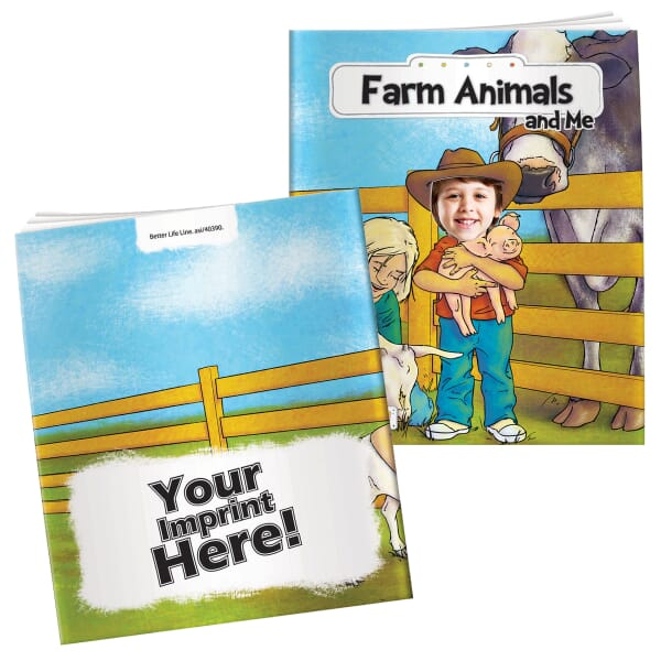 Farm Animals And Me - All About Me™