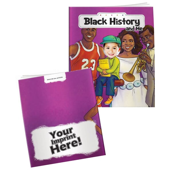 Black History And Me - All About Me™