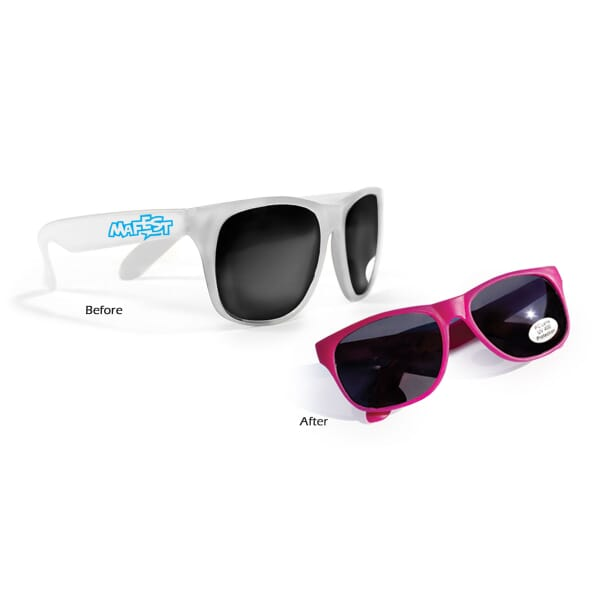 Defensive Sunglasses