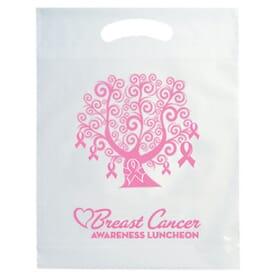 """12"""" x 15"""" Awareness Tree Plastic Bag"""