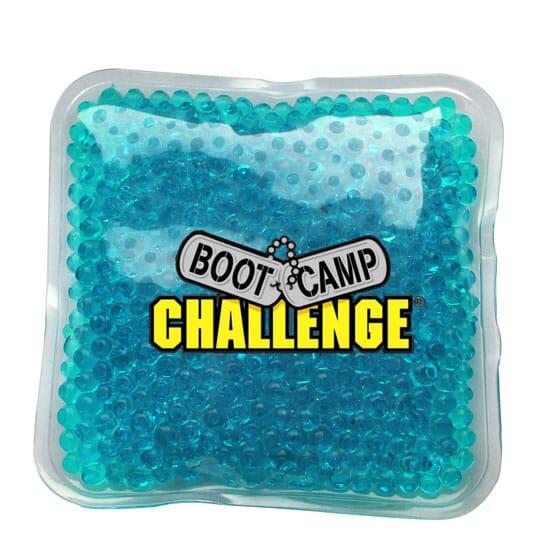 Gel Droplet Hot/Cold Pack - Full Color