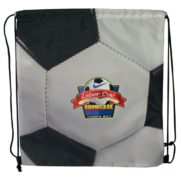 Recreation Drawstring Bag - Full Color