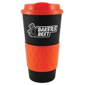 16 oz Bold Grip Travel Mug