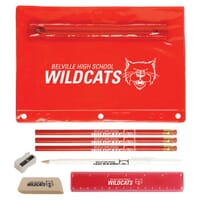 Custom Pencil Cases & Promotional Pencil Sharpeners