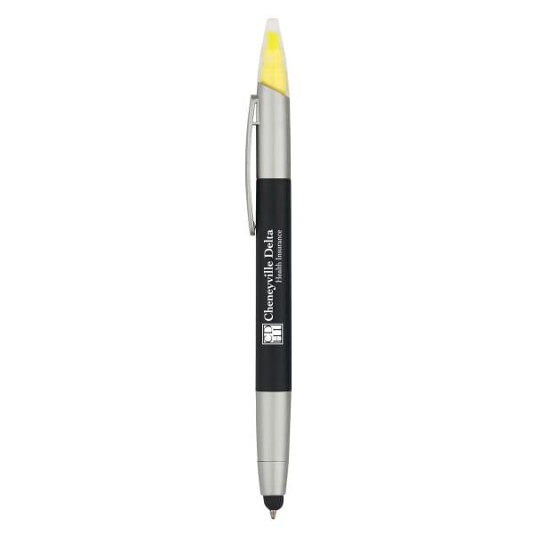 Pen/Stylus/Highlighter Trio
