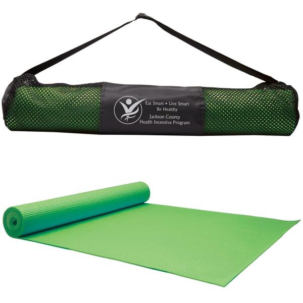Comfort Yoga Mat & Case