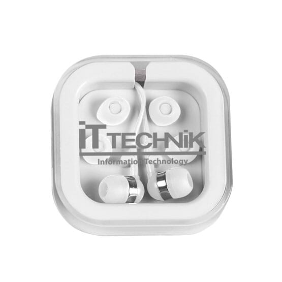 Earbuds Squared