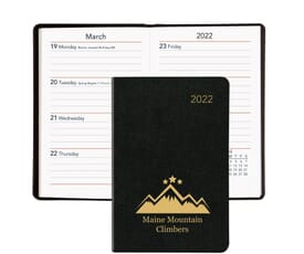 2021 Mini Weekly Planner- Flexhide