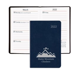2022 Mini Weekly Planner- Skivertex®