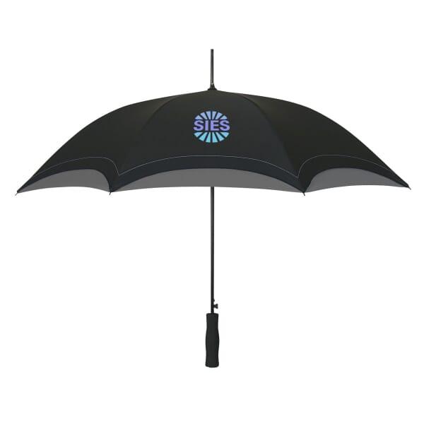 """46"""" Black Accent Umbrella"""
