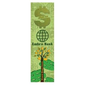 Growing Money Bookmark