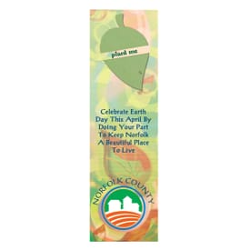 Growing Leaves Bookmark
