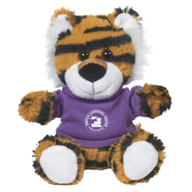"6"" Tremendous Tiger W/ Shirt"