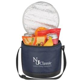Round Kooler Bag