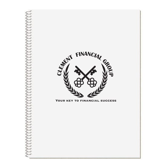 Econo Composition Notebooks (Narrow Rules)