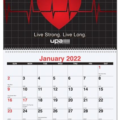 2020 13 Pictures Calender