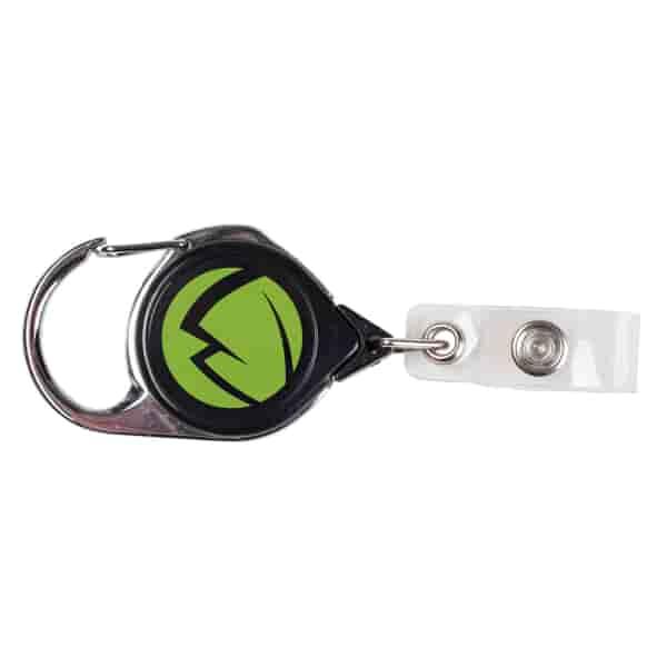 Badge Reel & Clip